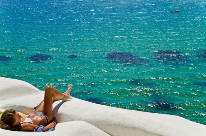 Matrimonio Spiagge Esotiche : Le spiagge più belle della costa meridionale