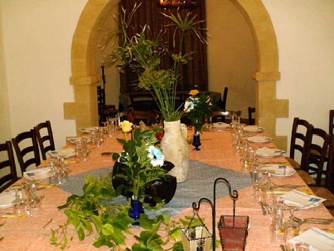 ristorante La Torre di Nubia