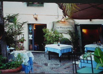 ristorante La Piazzetta