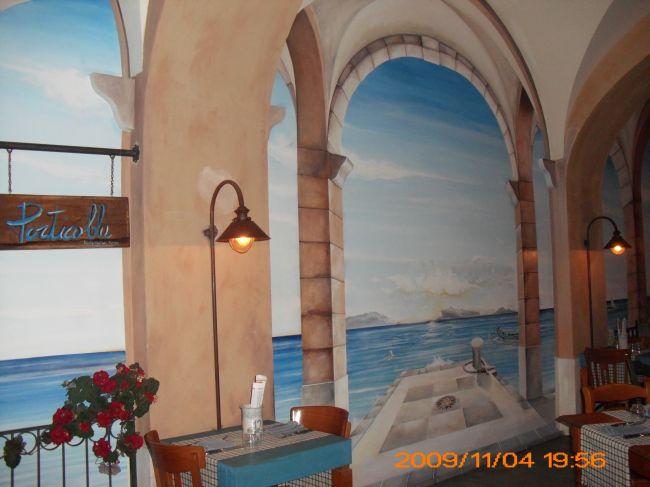 ristorante Portico Blu