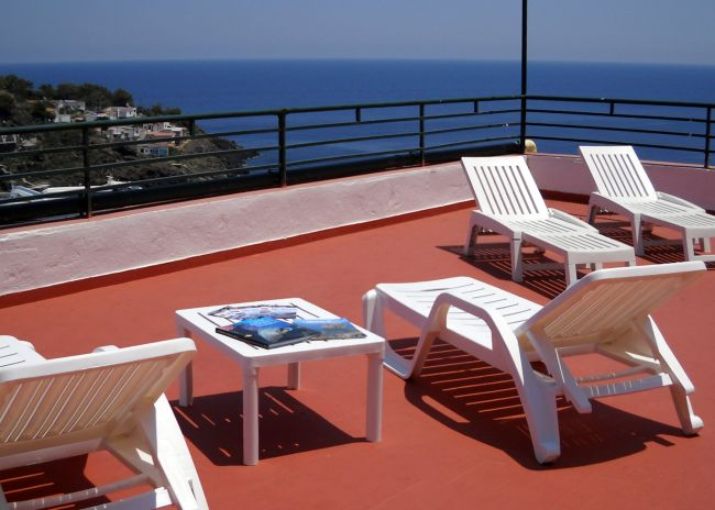 Casa Vacanze Le Terrazze Ustica Studio Apartments - Ustica