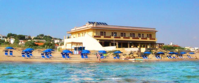 Hotel Aureus Terrazza Sul Mare - Triscina