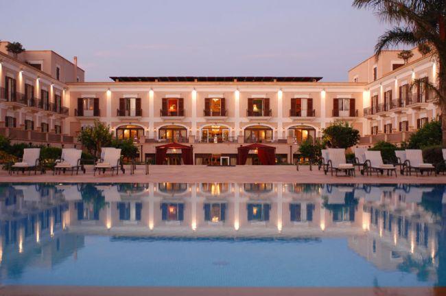 Hotel giardino di costanza resort spa mazara del vallo - Giardino di costanza resort blu hotels ...