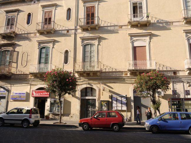 Agriturismo appartamento ortigia siracusa for Centro benessere siracusa ortigia